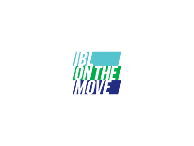 IBL on the move logo