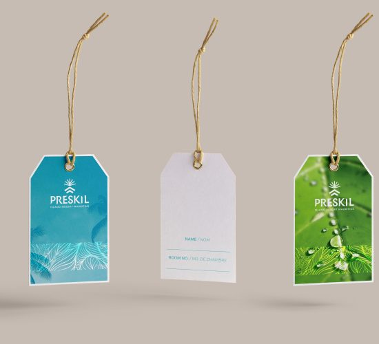 Label Tag PSD MockUp 2